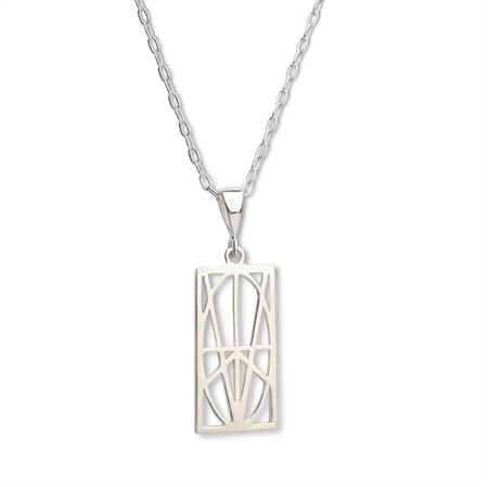 Picture of Women's Small Sterling Silver Pendant